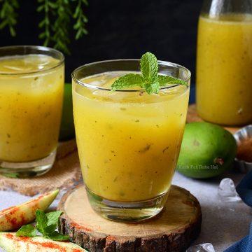 Best Aam Panna Kairi Panna Recipe