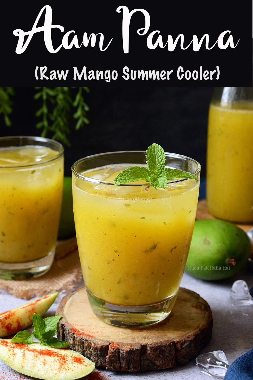 Aam Panna Raw Mango Panna Kairi Panha