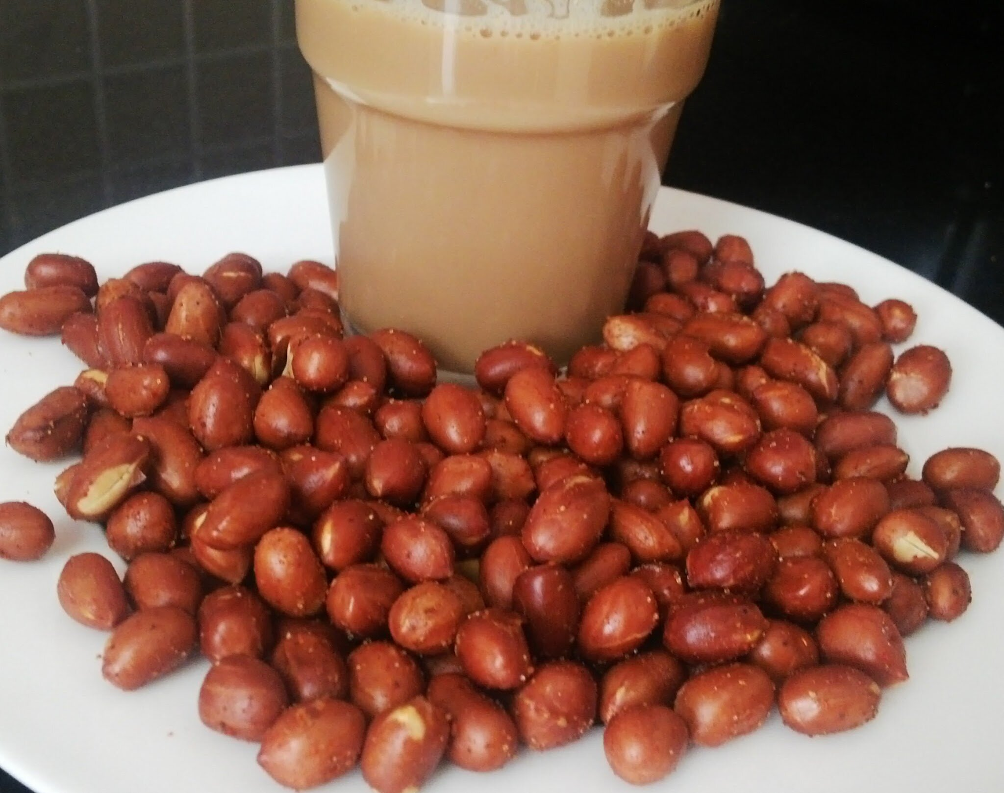 Masala Peanuts Recipe in Air Fryer
