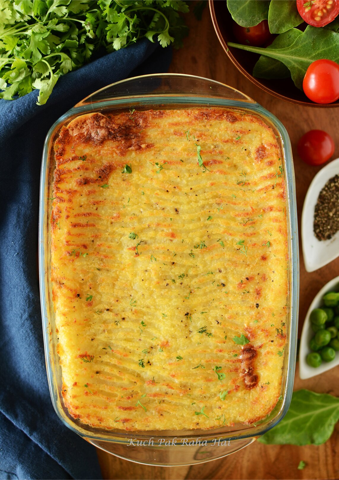 Vegetarian Shepherds Pie Recipe