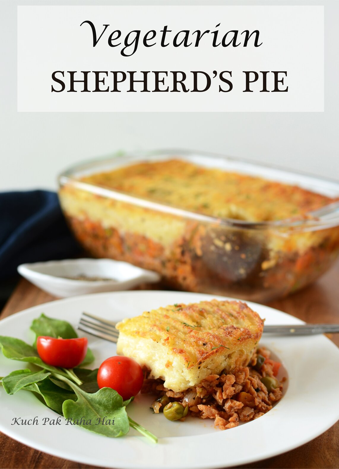 Vegetarian Shepherds Pie Recipe