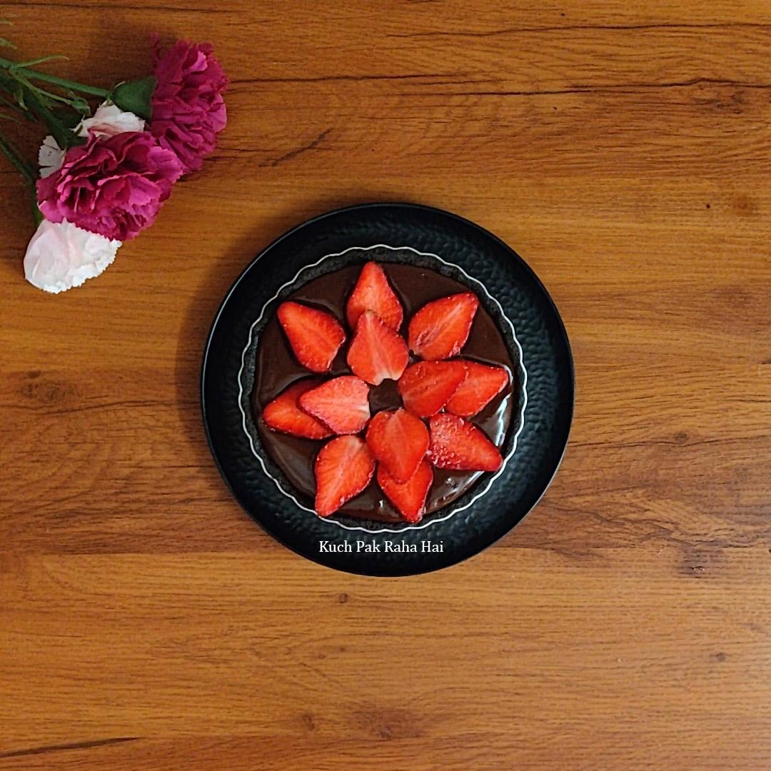 Strawberry-Oreo-Tart-Step6
