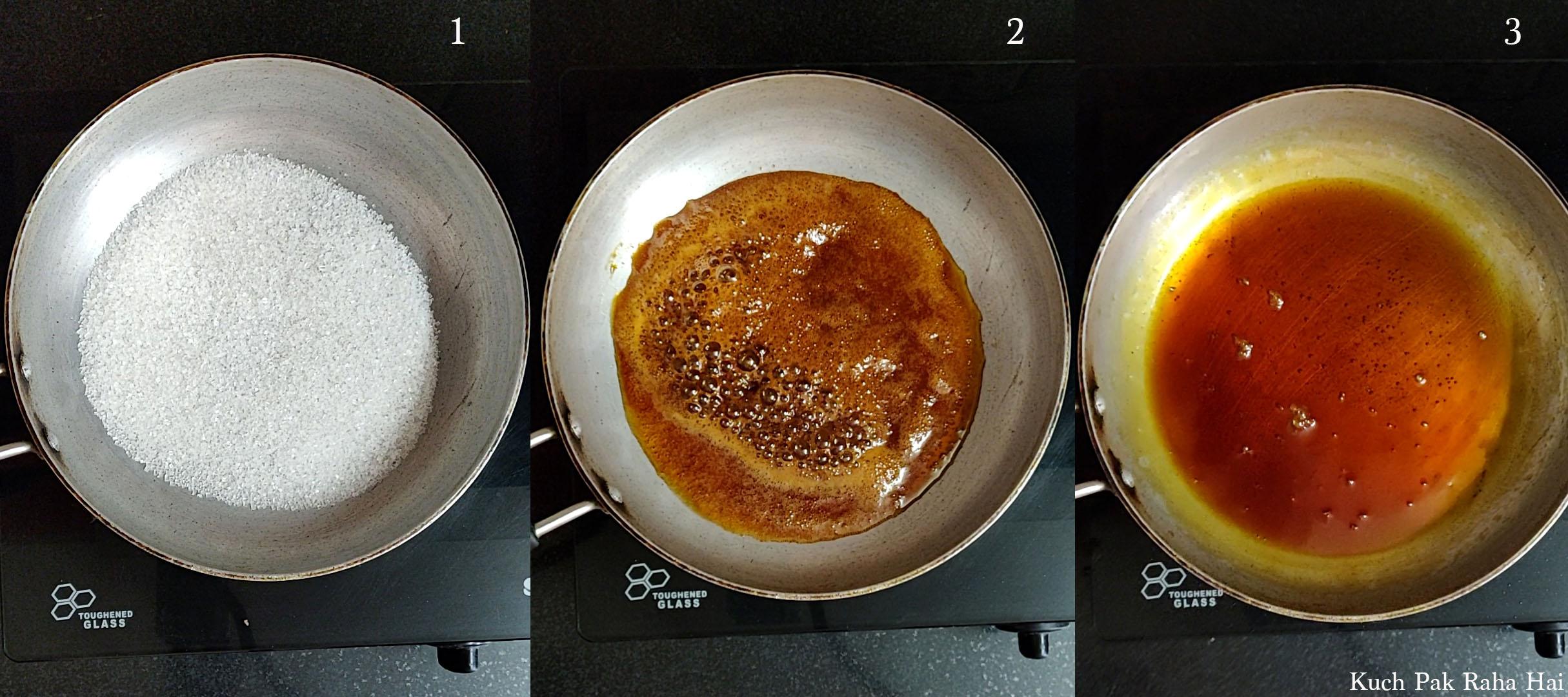 Eggless-Christmas-Cake-Step1