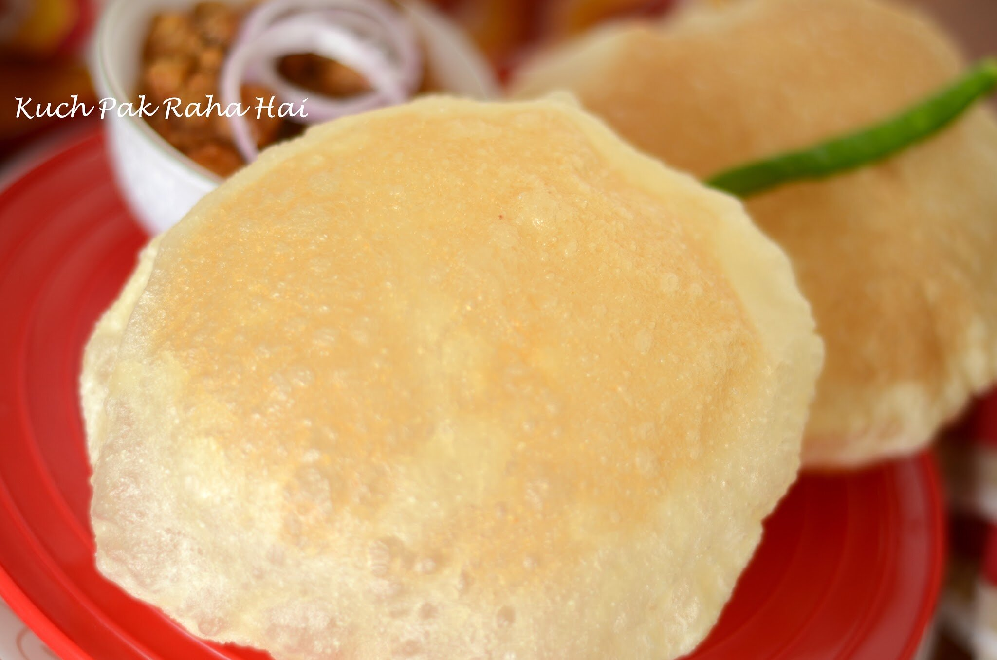 Instant Bhatura Recipe with soda water Quick Bhature