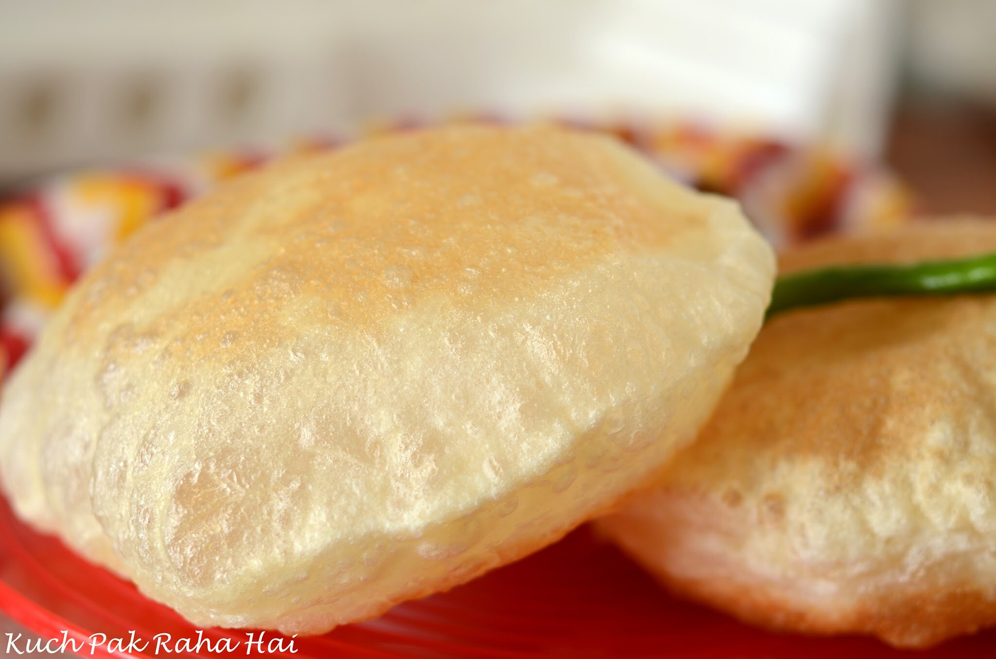 Instant Bhatura recipe with soda water without yeast