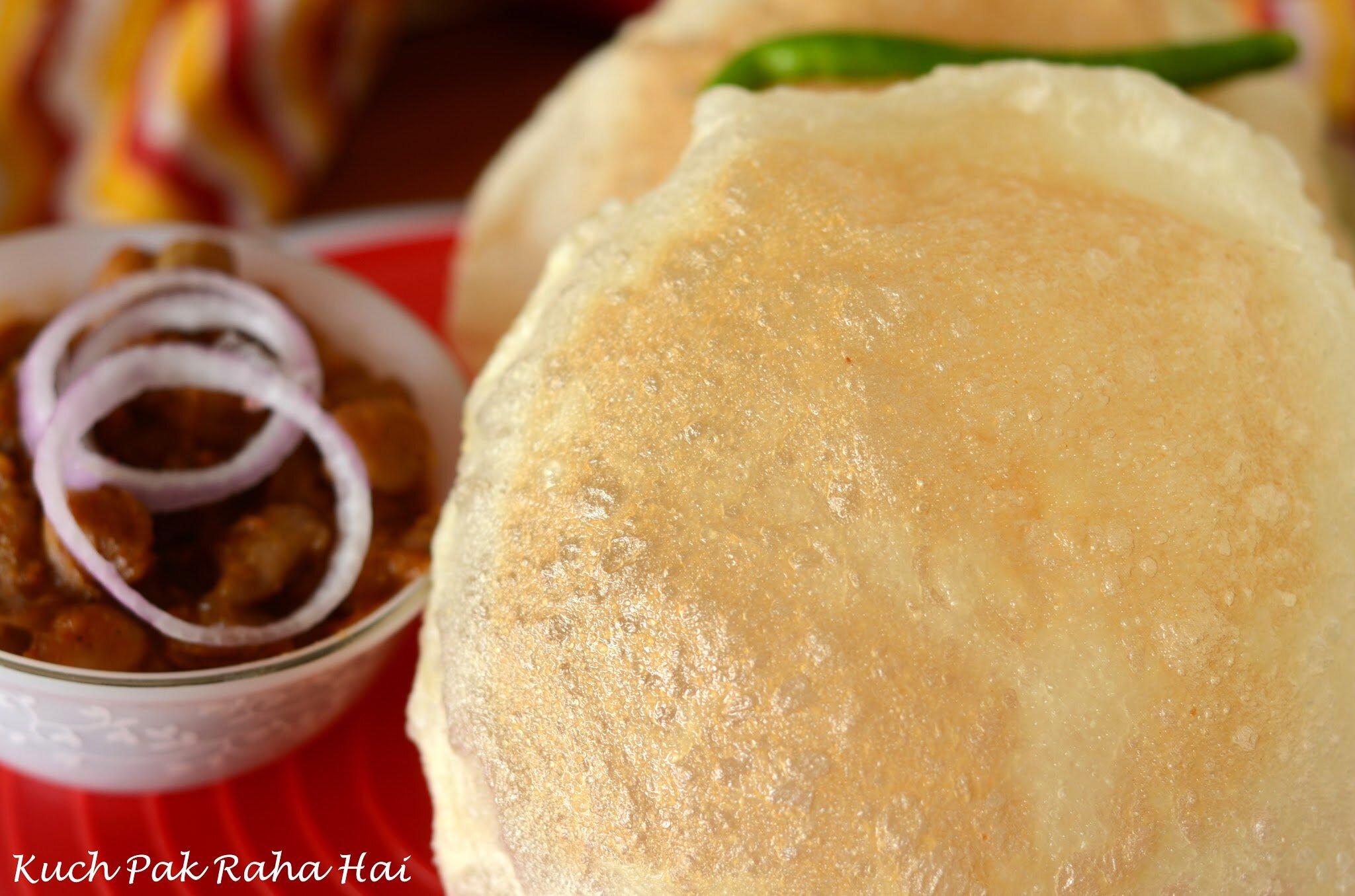 Instant Bhatura Recipe Quick Bhature