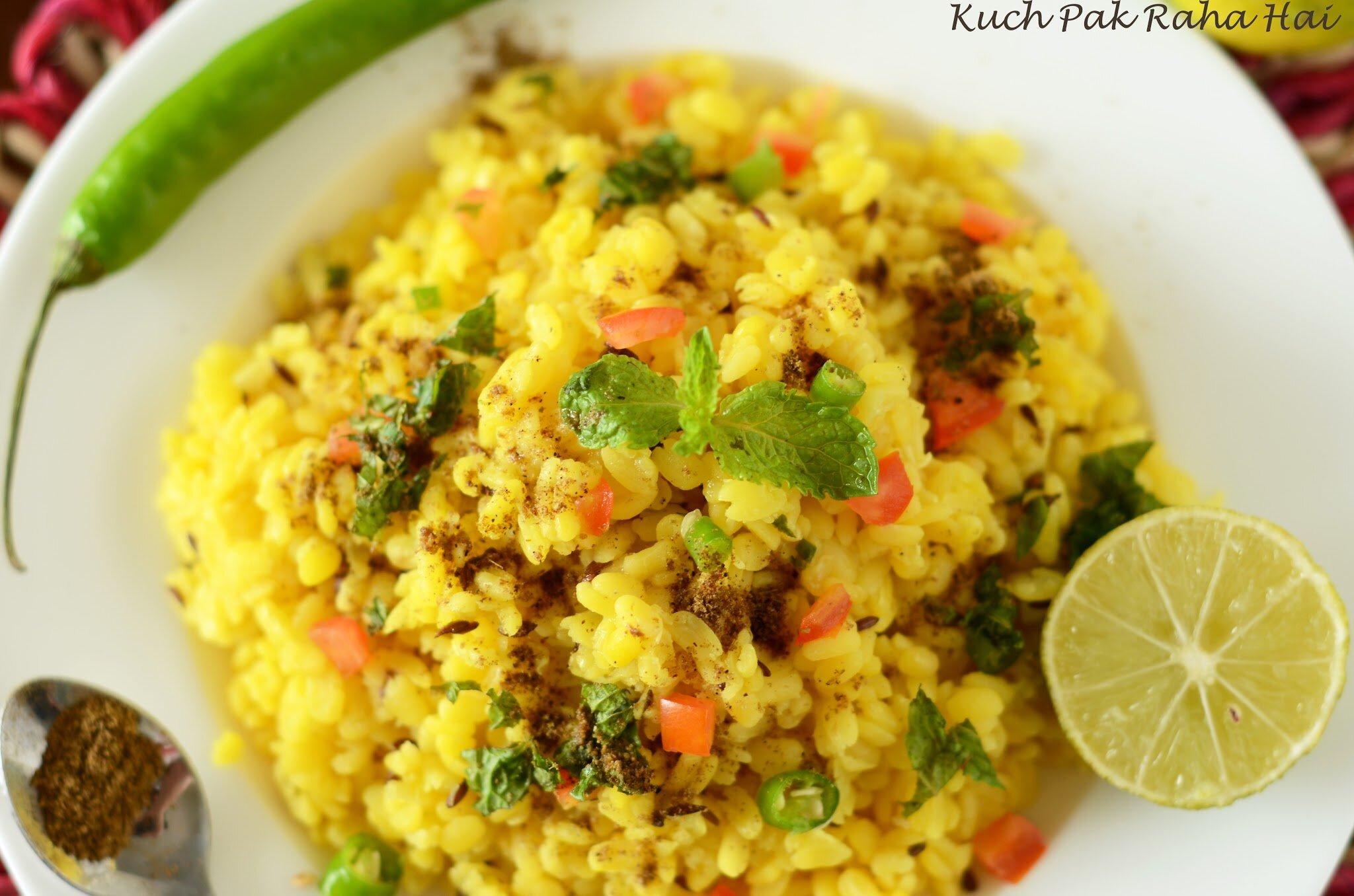 Dry Moong Dal Sookhi Moong Dal Recipe