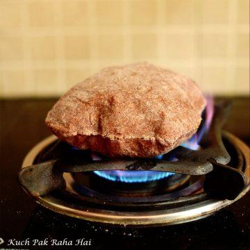 Ragi Roti Finger Millet Gluten Free Roti
