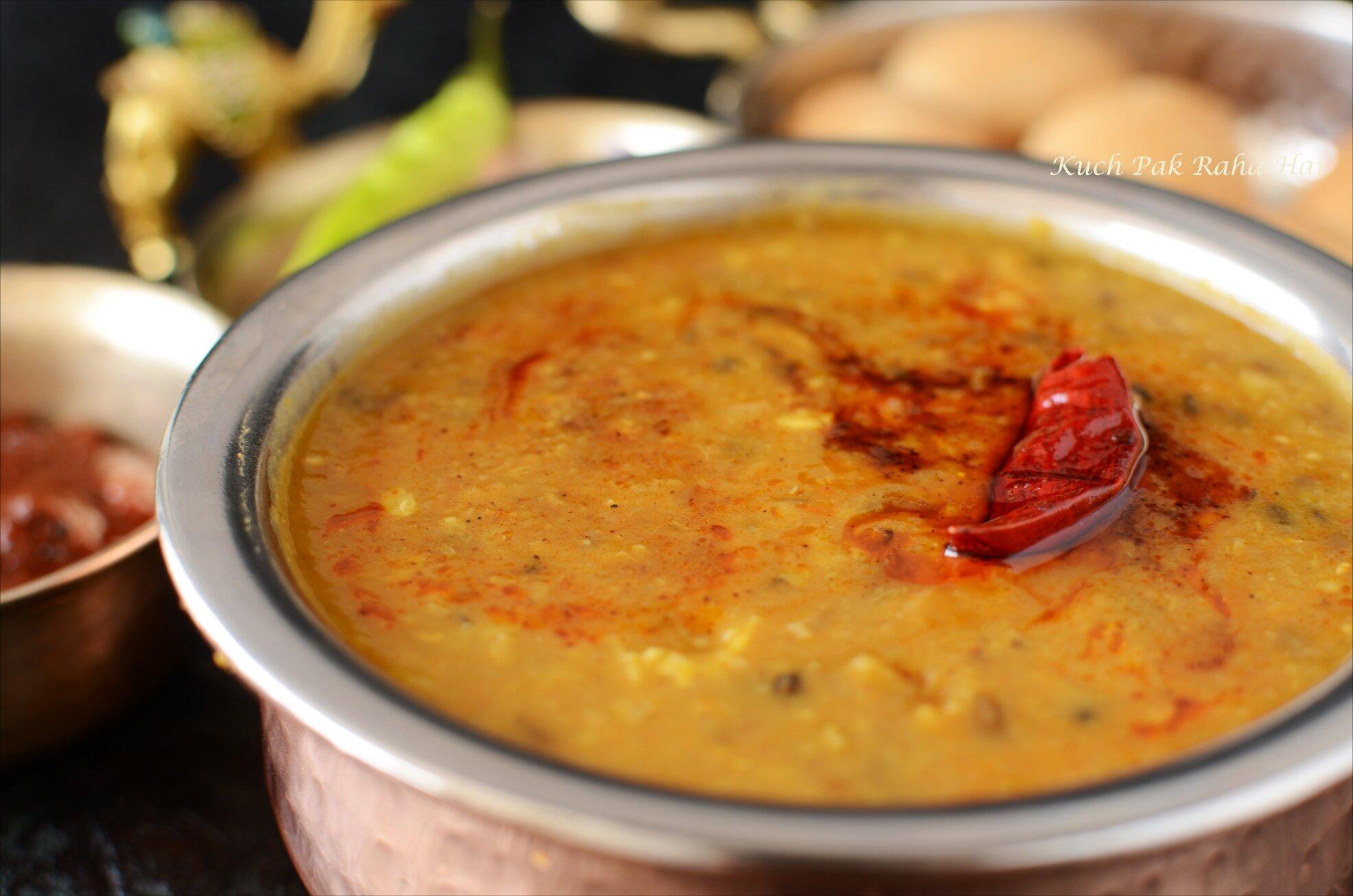 Panchmel Dal (Five Lentil Curry)