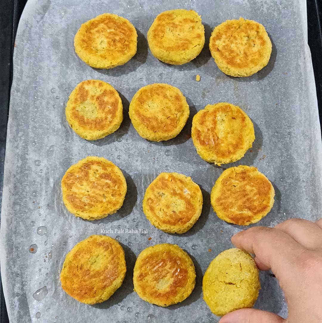 Baked Falafel Step 2