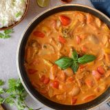 Vegetarian Thai Red Curry Recipe