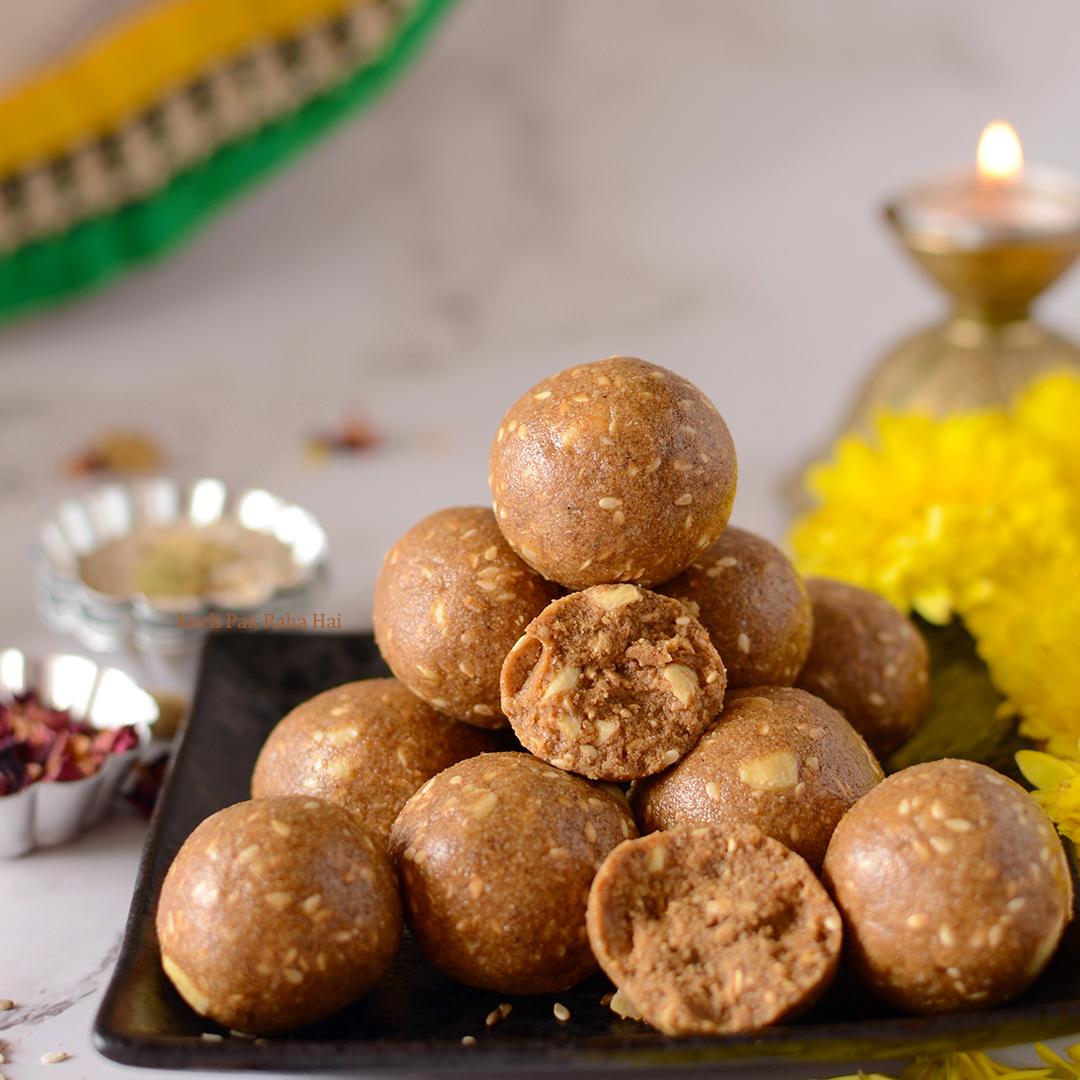 Til Laddu Sesame Ladoo Recipe