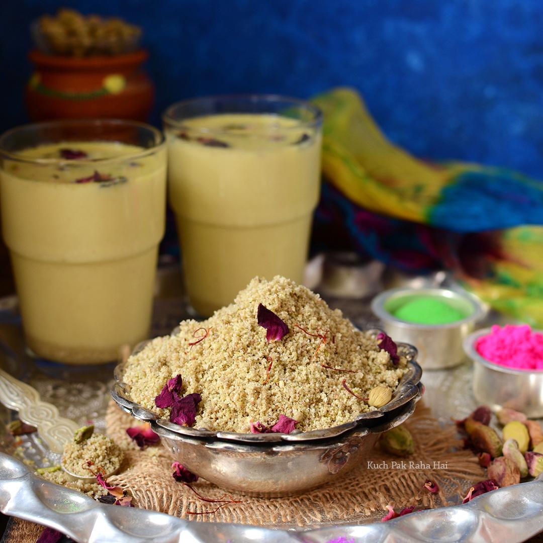 Thandai Masala Powder Recipe