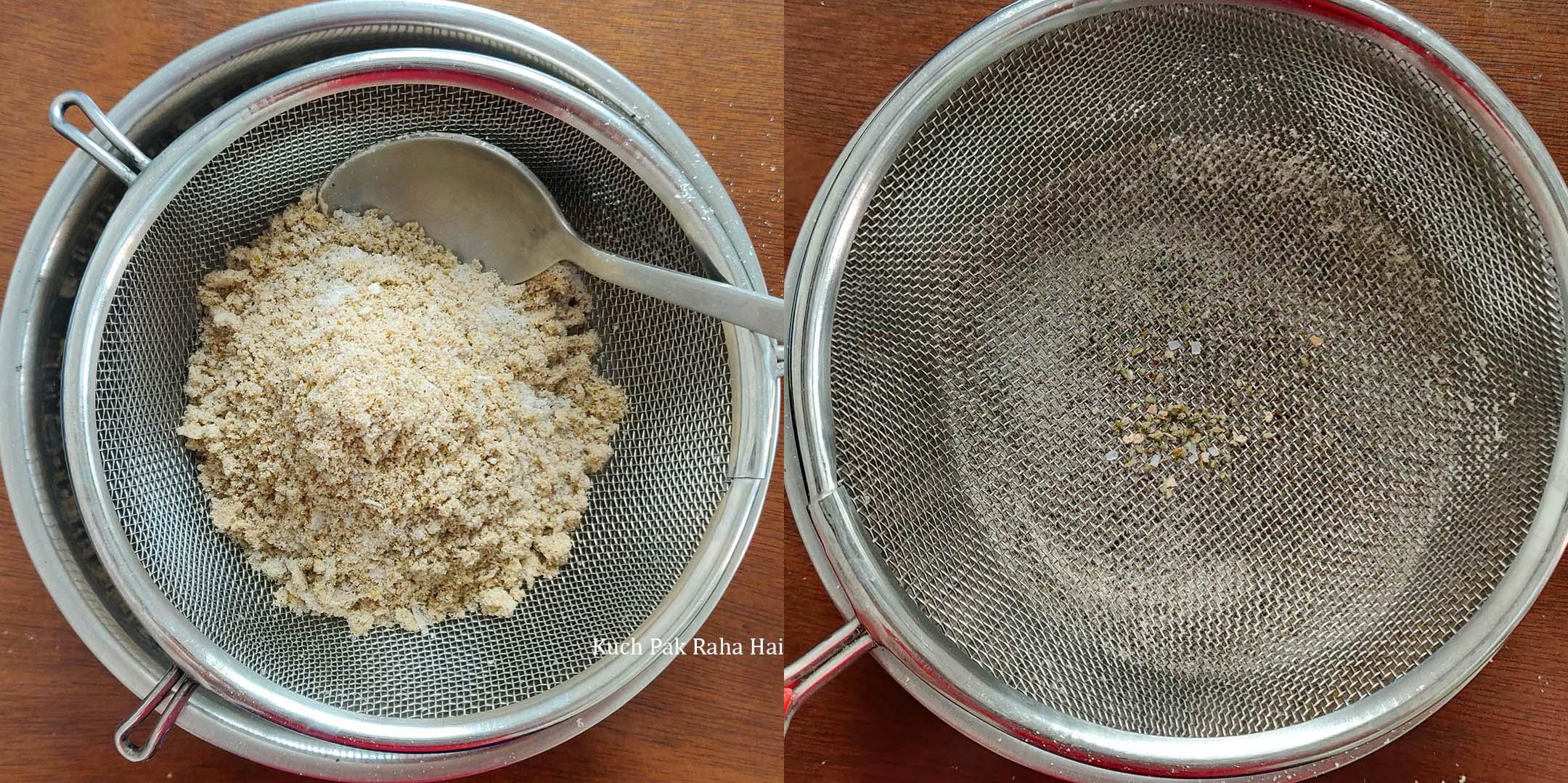 Thandai Powder Recipe Step3