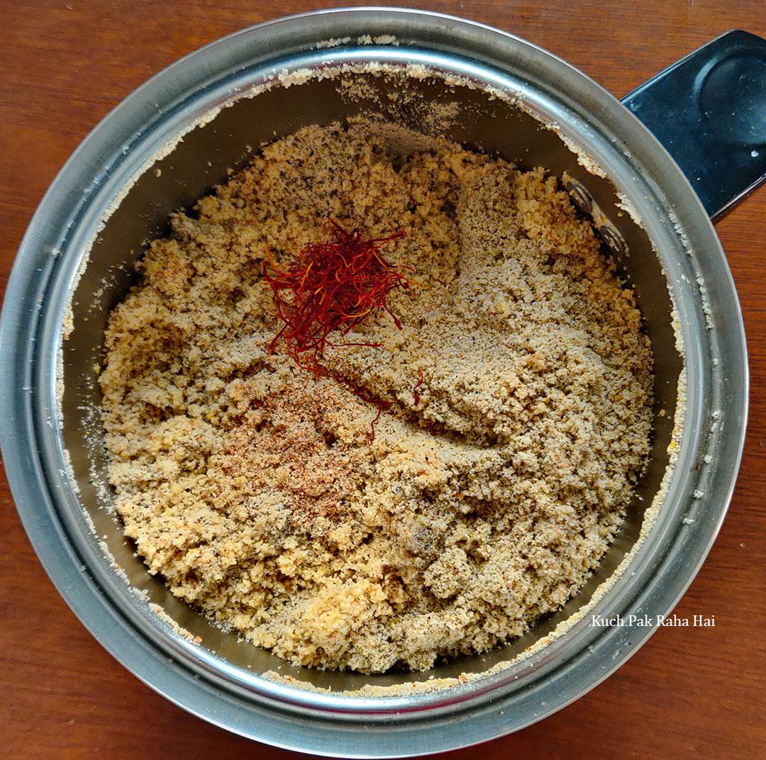 Thandai Powder Recipe Step6