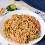 Peanut Noodles Recipe Vegan Gluten Free