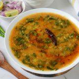 Dal Palak Recipe, Spinach lentil, Spinach Dal