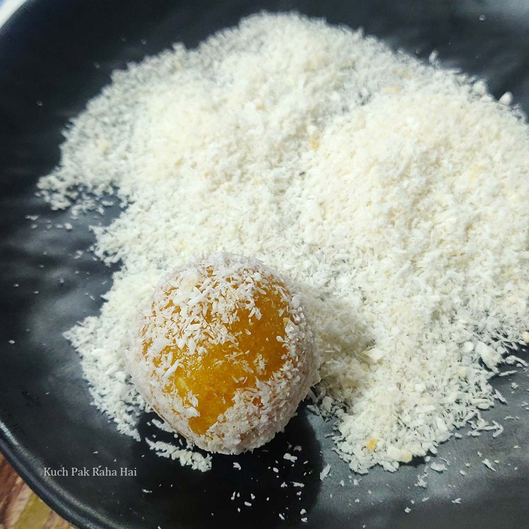 Apricot Balls Step 6