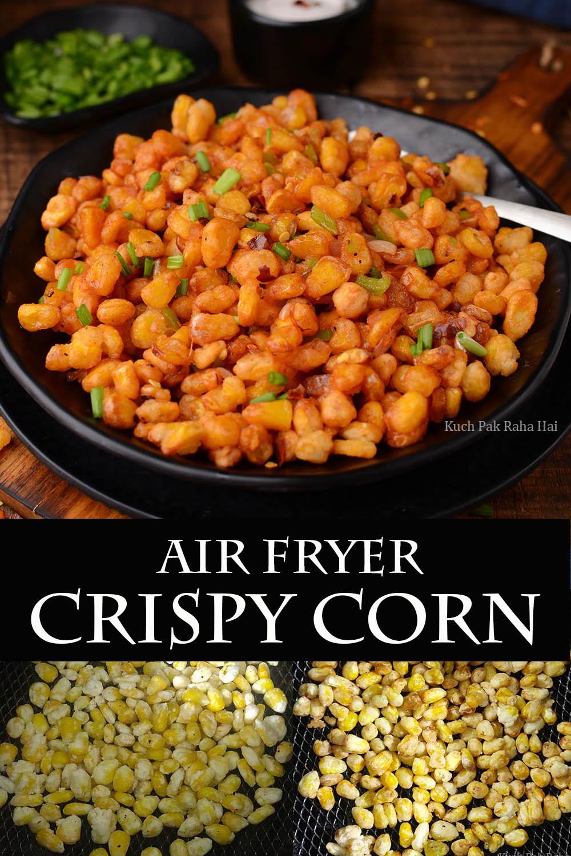 Crispy Corn Air Fryer Recipe